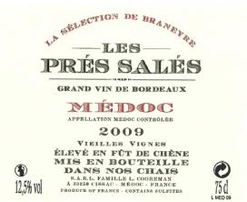 Les Prés Salés - 2009